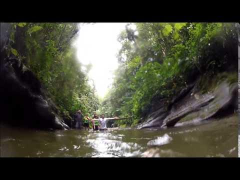 Take a hike! Rainforest & River Hike Guanapo Gorge