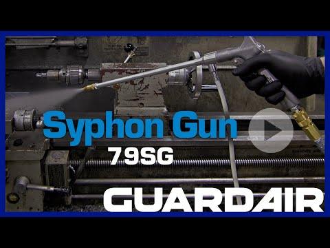 Guardair Syphon Gun