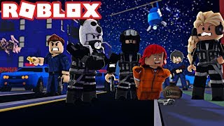 The Robbery - A Short Roblox JailBreak Movie (Official Release)