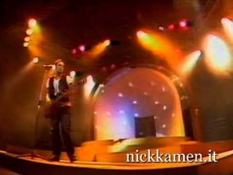 Nick Kamen - I Promised Myself - 1990