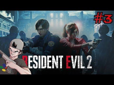 NOS VAMOS DE LA COMISARÍA!! || Resident Evil 2 Remake #3