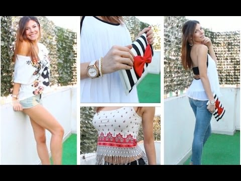 #LOOKBOOK - 3 OUTFITS SUPER CASUAL PER L'#ESTATE ☼ Nadia Tempest - Nadia Tempest  - Ps4ogKIUndo -