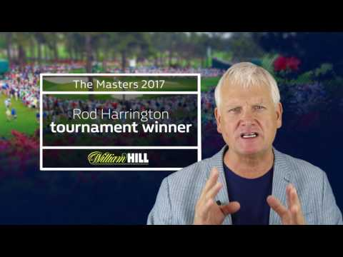 Rod Harrington on the Masters