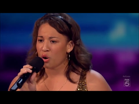 Top 5 Best X Factor USA Female Auditions Ever