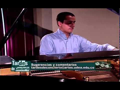 Oliver Messiaen - Isla de fuego - Lezlye Berrío / Piano