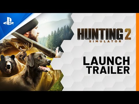 Hunting Simulator 2 - Launch Trailer | PS4