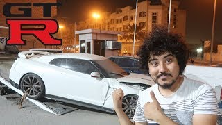 Bought A Nissan GT-R In Dubai & Going To Rebuild It ! ( NOT CLICKBAIT )