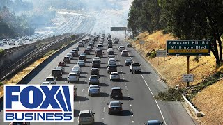 California Governor Newsom considers lowering traffic fines for low-income drivers