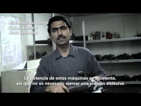 Torras Suministros Industriales - Nueva miniamoladoras de Metabo (impresiones reales)