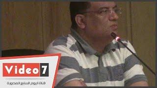 بالفيديو .. حفل تأبين للزميل الراحل مجدى أبو الليل فى نقابة الصحفيين     -