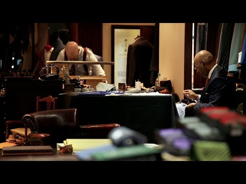 How A Master Tailor in London Built an International Audience for His Shop Through YouTube