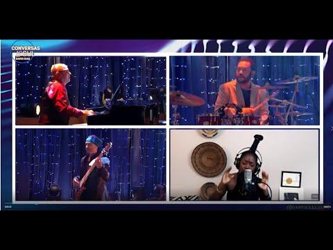 Vivalda Ndula - Kene-ké   Vivalda Ndula and The Oddara band   LIVE   Conversas Ao Sul, RTP Africa
