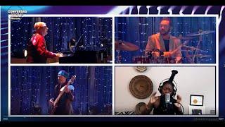 Vivalda Ndula - Kene-ké | Vivalda Ndula and The Oddara band | LIVE | Conversas Ao Sul, RTP Africa