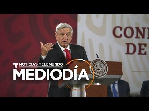 AMLO sigue sin reconocer el triunfo de Joe Biden | Noticias Telemundo
