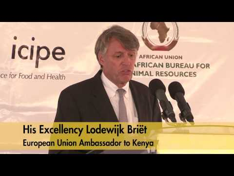 Inauguration of the African Reference Laboratory for Bee Health