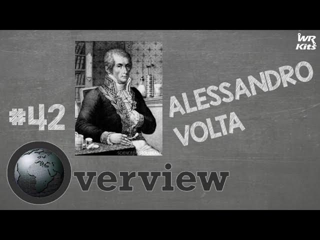 ALESSANDRO VOLTA | Overview #42
