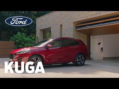 Lading hjemme   Ford Kuga ladbar hybrid   Ford Norge