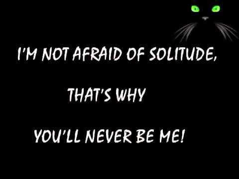 Anastasia Midnight - Catwoman(karaoke)