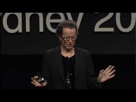 TEDxSydney - Genevieve Bell - The Value of Boredom - YouTube