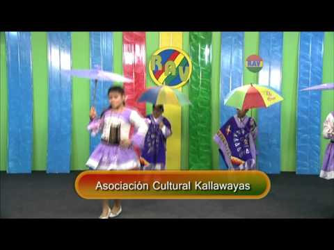 Ballet Salay de sacaba y el ballet callawayas bolivia