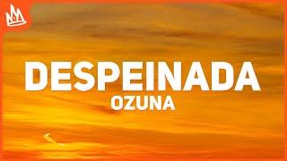 Ozuna - Despeinada (Letra) ft. Camilo