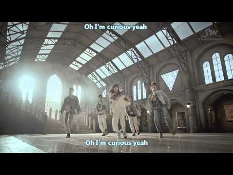 Shinee - Sherlock MV [english subs + romanization + hangul]