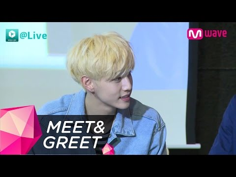[GOT7 Fan Meeting] (ENG SUB) GOT7 Mark's Loveable English Aegyo l MEET&GREET