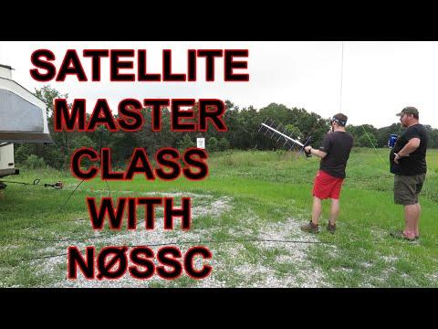 Ham Radio Satellites - A Masterclass with N0SSC
