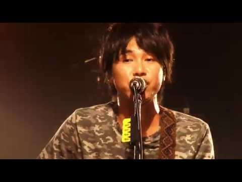 磯貝サイモン「welcome to my party」 (LIVE 2015.08.21)