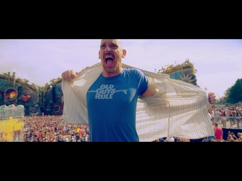 Tomorrowland Anthem 2014 - Dimitri Vegas & Like Mike vs W&W - Waves (OFFICIAL VIDEO)