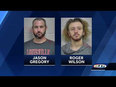 Men charged in connection to Henry County burglaries