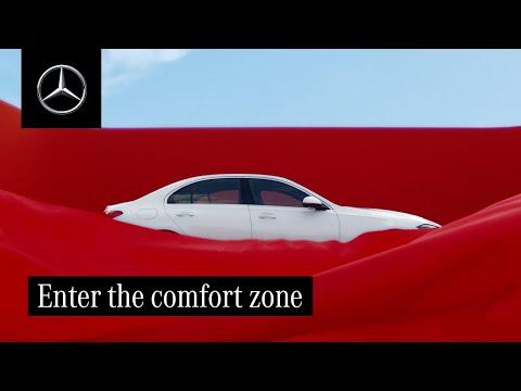 The New C-Class Sedan: Enter the Comfort Zone