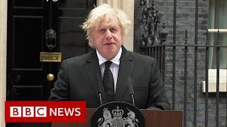 UK PM Boris Johnson pays tribute to Prince Philip – BBC News