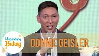 Baron apologizes to his brother, Donnie | Magandang Buhay