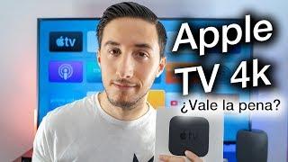 Apple TV 4k en 2020 ¿Vale la pena?