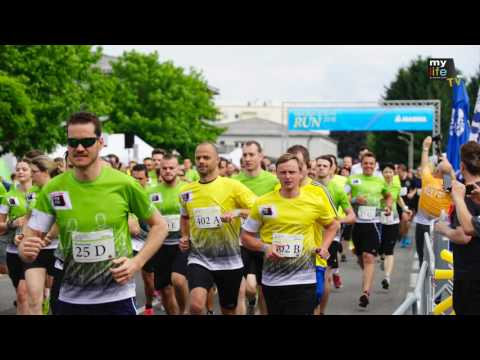 Magna Steyr Run 2017 Trailer - German