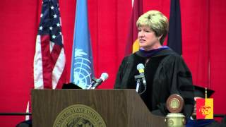 2014 WF Graduation - Regent Moran's Address
