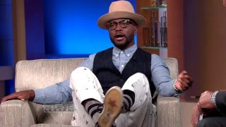 Taye Diggs: You can't talk about my son