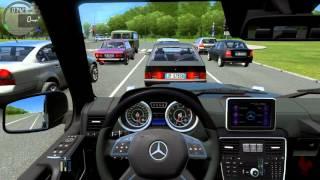 City Car Driving - Mercedes-Benz G65 AMG