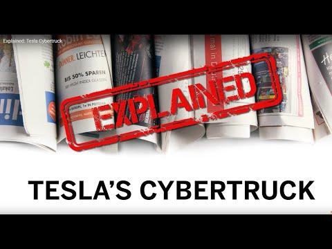 Explained: Tesla Cybertruck