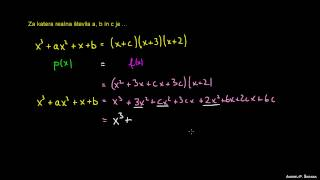 Vrednost polinoma 2