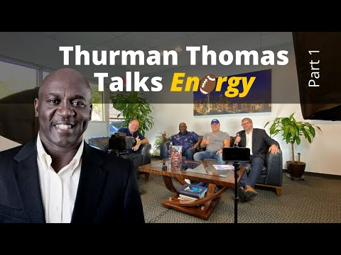 Thurman Thomas Talks About His Post Football Ventures, Energy and More!