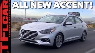 Is Cheap Always Cheerful?  2018 Hyundai Accent First Drive Review