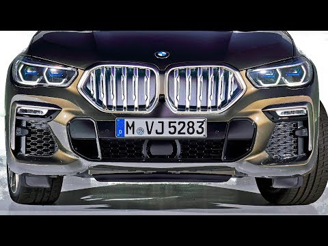 2020 BMW X6 M50i ? Features, Design, Driving