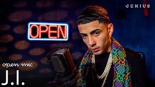 "J.I. ""Need Me"" (Live Performance)   Open Mic"