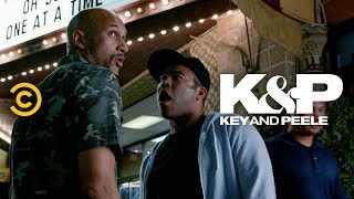 Non-Scary Movie - Key & Peele