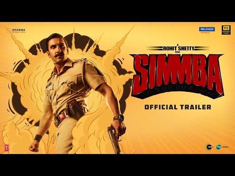 Simmba - Official Trailer - Ranveer Singh, Sara Ali Khan, Sonu Sood - Rohit Shetty