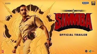 Simmba Movie Trailer – Ranveer Singh