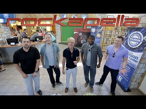 Rockapella | Branson Missouri | LIVE Webcam Show