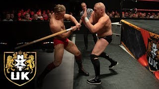 WWE NXT UK Results (1/2): Wolfe And Dragunov Collide In A No-DQ Bout, Ohno And Ligero, The Outliers